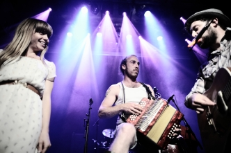 The Dustbowl Revival and Django 'The Sjeng' Pully (Jick Munro and the Amazing Laserbeams)
