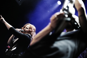 Anneke van Giersbergen, The Gentle Storm