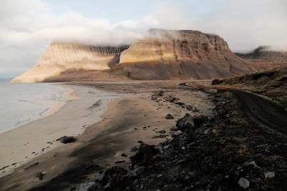 Grænahlíð, Arnarfjörður, Westfjords, Iceland