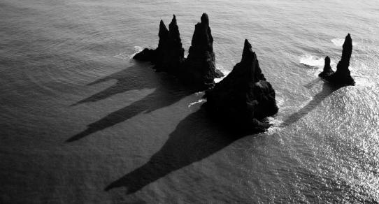 Reynisdrangar, Vík í Mýrdal, Iceland