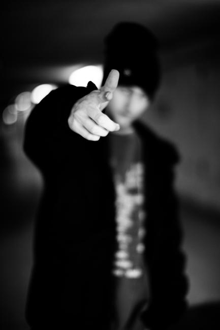 Rapper Blabbermouf